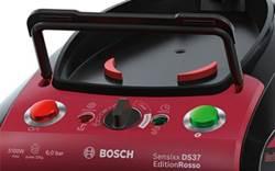 Dampfbügelstation Bosch TDS373118P EditionRosso produkttest